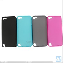 Frosted TPU Soft Case cover for Apple iPod Touch 5,Alibaba OEM/ODM Cases for iPod Touch 5