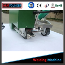 Hoy Air Gun PVC Vinyl Banner PE Welder Seam Welding Machine For Plastic