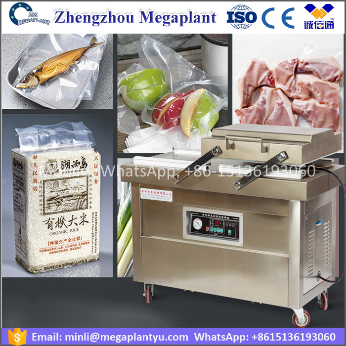DZ series Fruit and Vegetable vacuum packing machine