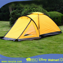 Portable 190T Polyester Double Layer Quick Set Automatic Open Outdoor Camping House Auto Tent
