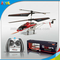 A301645 3 Channel Radio Control Helicopter Alloy Helicopter RC