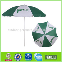 Hot sale Classical Windproof Big garden umbrella hawaii beach umbrella