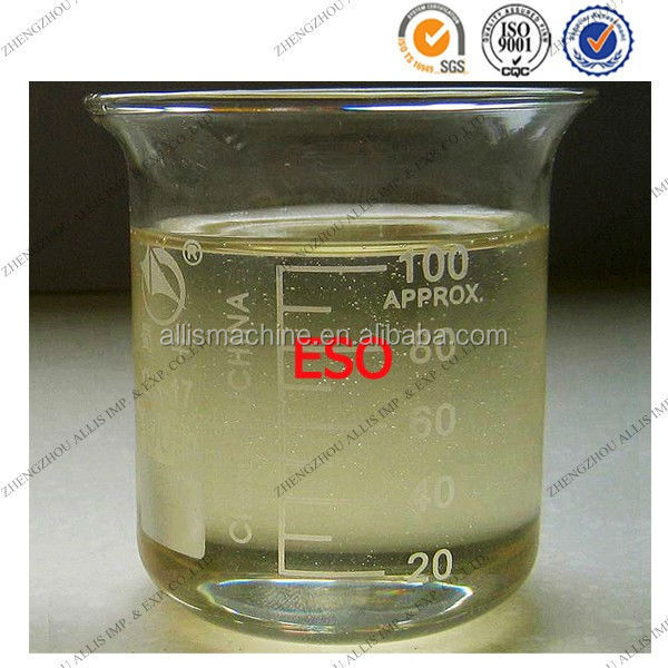 Chemical auxiliary agent C57H106O10 price of epoxidized soybean oil