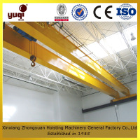 drawing customized suspension bridge crane light duty used in workshop