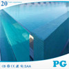 PG High Standard Clear Acrylic Swimming Pool Panels