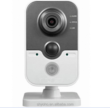 Mini Wireless Camera DS-2CD2410FD-IW 720P Built in Microphone and Speaker, Two Way talk IR IP Camera for CCTV Surveillance