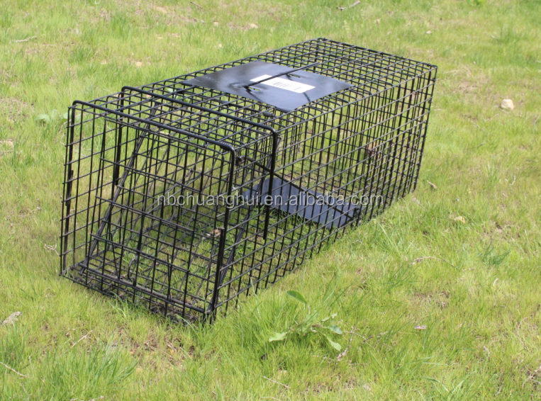 "Make Live animal trap rabbit dog cat cage trap L26""*W9""*H9"" For Sale"