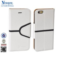 Veaqee 2015 new products smartphone leather cover pu case for cell phone