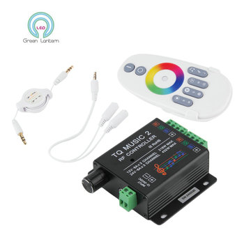Music Controller LED RF Controller RGB led strip