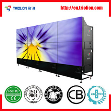 4:3 screen 24/7 continuous running LED light DLP rear projection display unit