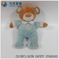 cute/lovely baby plush/stuff toys/animal toys/soft bear doll standing position, Customised toys,CE/ASTM safety stardard