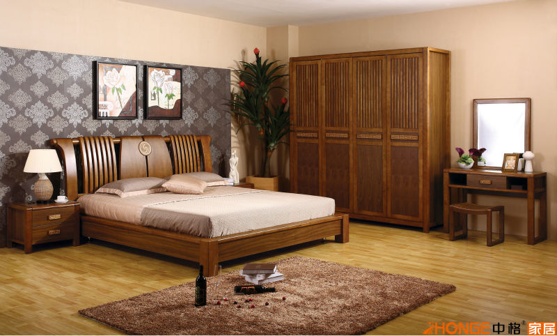 Cheap furniture king size bedroom sets 6A002#