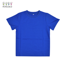 Wholesale Infant & Toddlers Clothing Baby boy t shirt 100% cotton blank suit