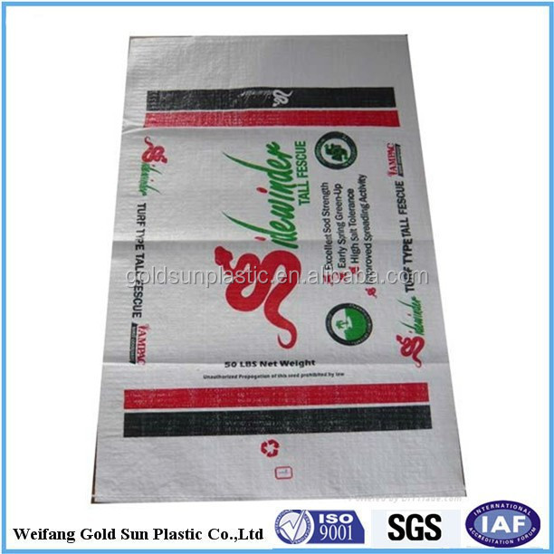 High quality new design pp bag of rice / rice packing bag / 5kg 10kg 25kg 50kg BOPP rice bag