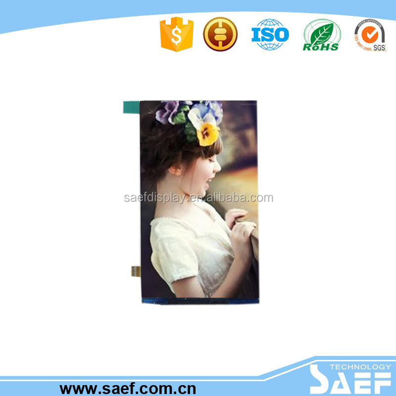 6.0 inch resolution 540x960 pixels lcd screen with MIPI interface lcd