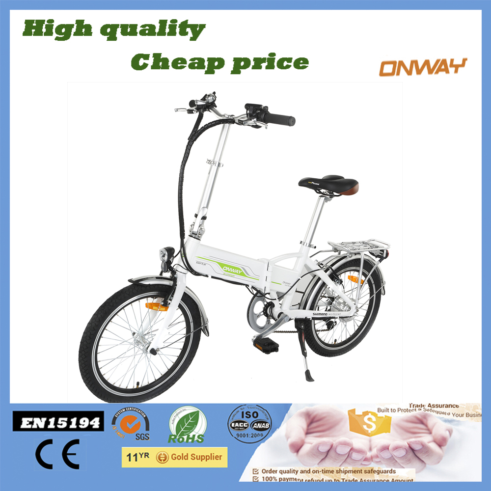 en15194 certifcate the cheapest folding mini bikee