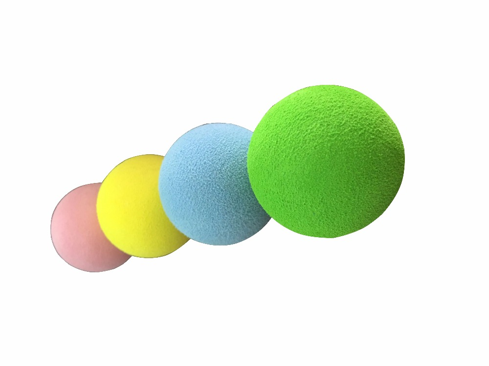 High density sponge solid bullet EVA foam ballfor gun