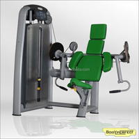 Commercial biceps exercise machine door gym exercise equipment