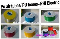 PU flexible tubing. Pu tubes. pu air pipes