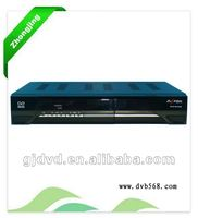 az 810b set top box decodificador satelital