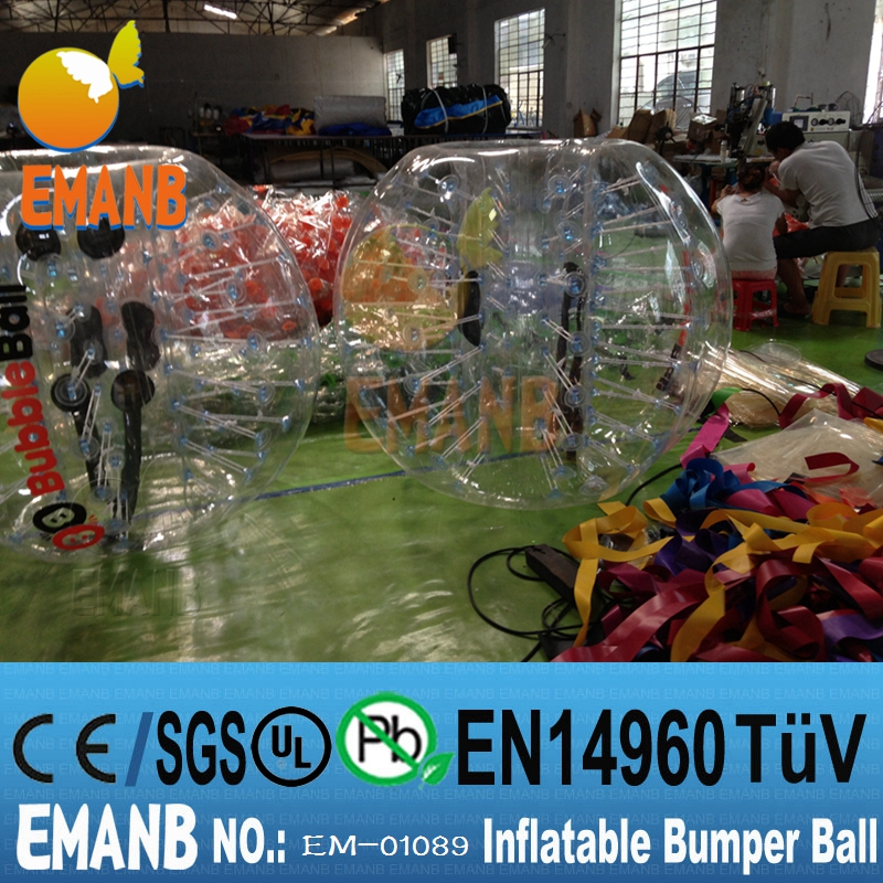 70 USD inflatable body bouncers, inflatable ball suit, inflatable ball costume