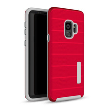 Popular Style 360 full cover TPU+PC for samsung galaxy s8 phone case,s8 cover