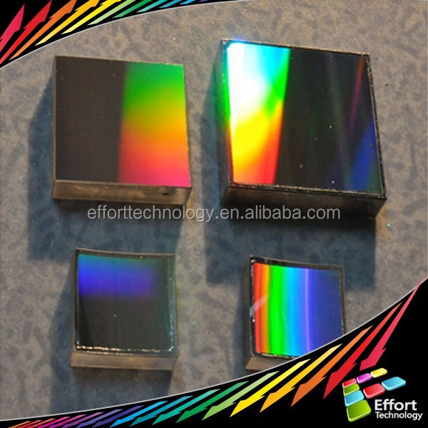 Changchun based high diffraction efficiency holographic diffraction grating