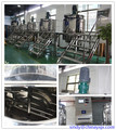 Yuxiang Machinery shampoo mixer and homogenizer