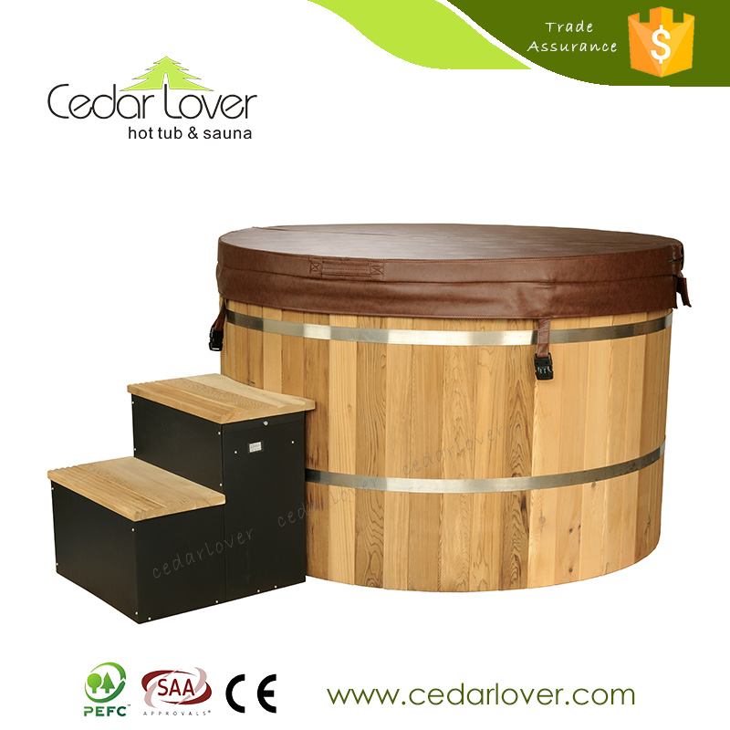 China wholesale Fashionable 1 person bathtub spa hot tub