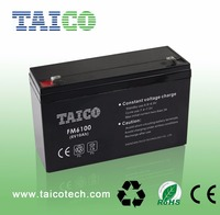Maintenance Free 6V 10Ah Rechargeable Lead Acid Battery 6V4Ah Lead Acid 6V Battery 6V 6Ah
