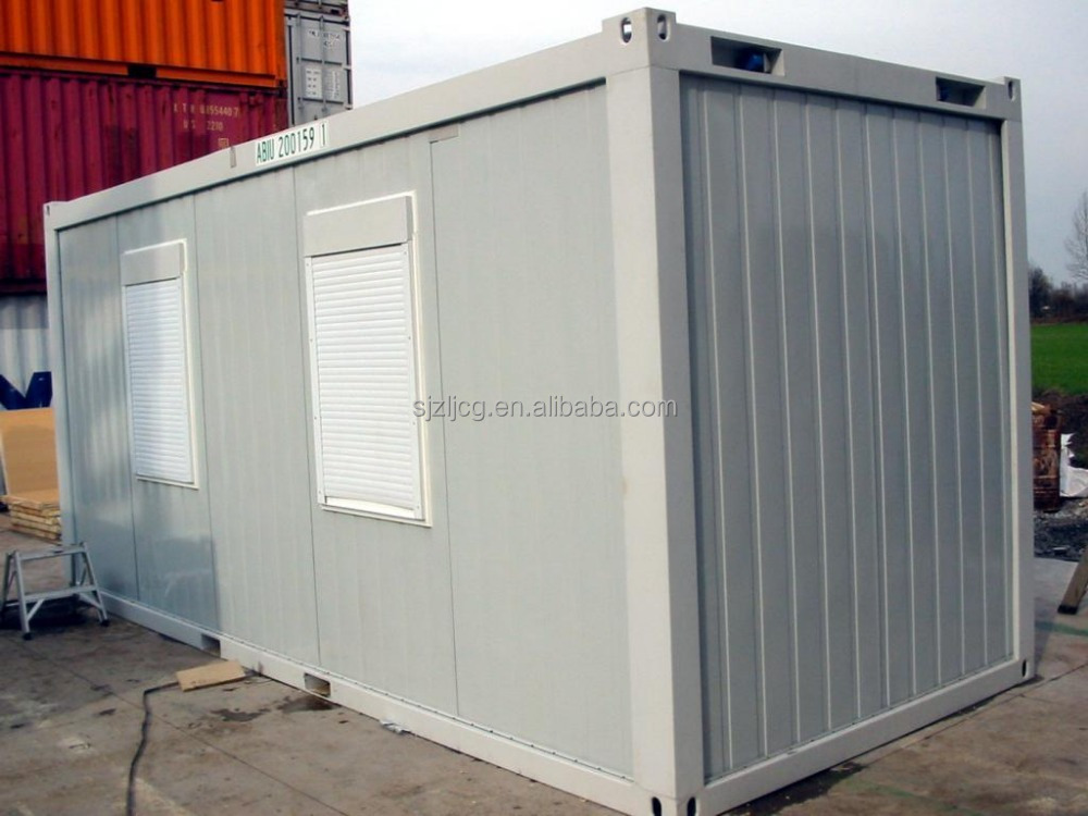 Sandwich Panel Container House 20ft 40ft Container Home Office
