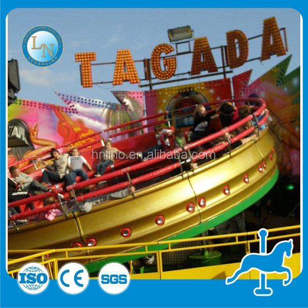 Kids play center ! outdoor amusement tagada turntable rides