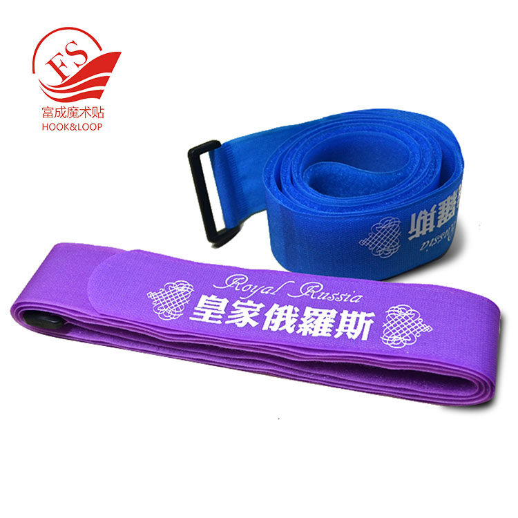 Alibaba assessed supplier reusable hook and loop pallet strap with best price