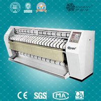 commercial sheet ironing machine laundry flat ironer and sheets ironing machine