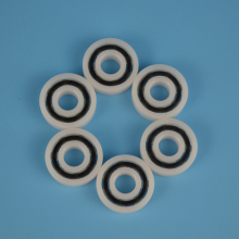 Hot sale cheap plastic pom deep groove ball bearing 608 626 607 609 627