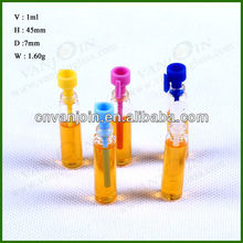 Clear Tube Small Sample Container 1ml