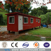 Smiple Design Resist-cold Construction Prefabricated Homes