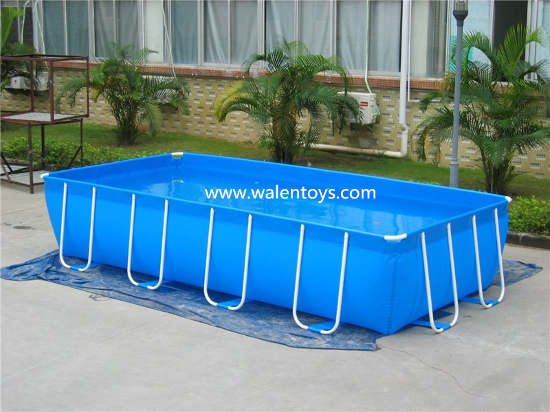 Inflatable Rectangular Pool Jilong Swimming Pool Adults