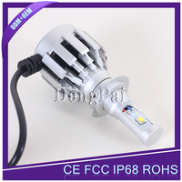 12v 35w universal led car led motorcycle headlight