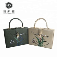 Chinese style custom casual women designer hand bag for ladies