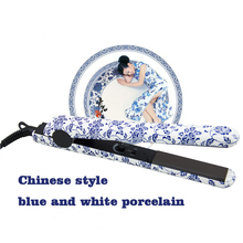 Top 10 professional pure Ceramic hair straightener 100% solid ceramic hair straightener