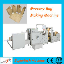 Fully Automatic Kraft Paper bag Making Machine Price In India