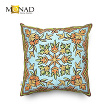 Most Popular Suzani Indian 100% Cotton Embroidery Cushion Cover