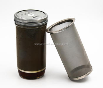stainless steel drip coffee maker cold brew coffee dripper
