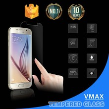 Import cheap goods from China tempered glass screen protector for Samsung s6 screen protector