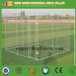 4x4x1.83m out door Chain Link dog Kennel/dog run/dog fence