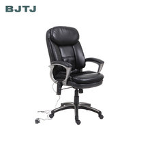 BJTJ top quality new style luxury leather office massage chair for wholesale