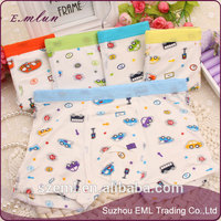 Cute printed cartoon pictures pure cotton boxers briefs for boys