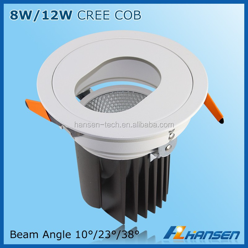 cool white 12w 5inch led ceiling downlight catalog lampu downlight led