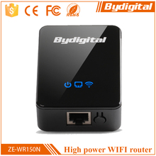 Bydigital 2.4GHz lan 150Mbps wifi repeater with wifi AP module